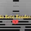 No beta readers