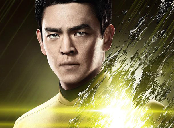 Hikaru Sulu Gay in Star Trek Beyond