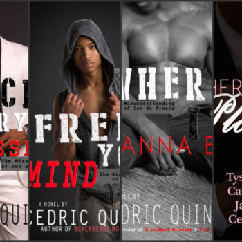 Cedric Quincy Books