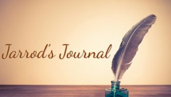 Jarrod's Journal