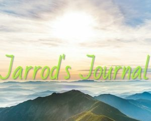 Jarrod's Journal – Inspirational